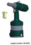 Пневмогидравлический инструмент RIVETEC RL100 для установки гаечной