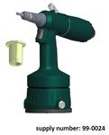 Пневмогидравлический инструмент RIVETEC RL50 для установки гаечной и винтовой заклепки
