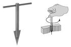 Ручной установщик проволочной втулки